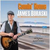 James Boraski & MomentaryEvolution - Comin' Home (feat. Jack de Keyzer)