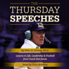 Peter G. Tormey - The Thursday Speeches: Lessons in Life, Leadership, and Football from Coach Don James (Unabridged)  artwork