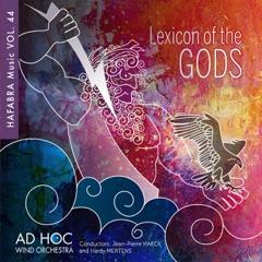 Lexicon of the Gods