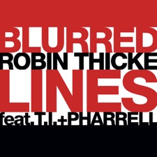 Blurred Lines (feat. T.I. & Pharrell) by Robin Thicke