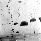 Blood On The Risers (Gory Gory What A Helluva Way To Die)-American Paratrooper