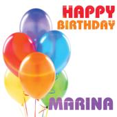 Happy Birthday Marina (Single)