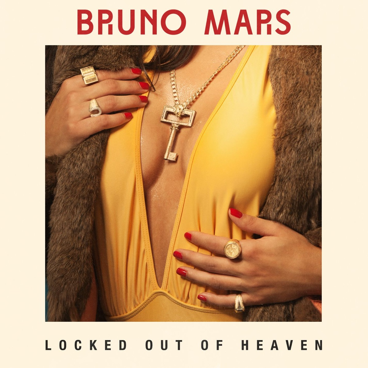 Locked Out of Heaven Remixes - EP Bruno Mars CD cover