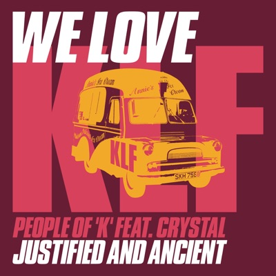 Cover art for Justified & Ancient
