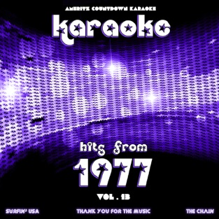 Karaoke Hits from 1977, Vol. 13 – Ameritz Countdown Karaoke