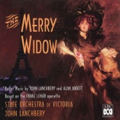 State Orchestra of Victoria - The Merry Widow, Act I, Scene 1: Introduction (Arr. John Lanchbery and Alan Abbott)