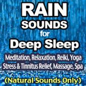 Rain Sounds Ambience for Deep Sleep - Meditation, Relaxation, Reiki, Yoga Stress & Tinnitus Relief, Massage & Spa (Natural Sounds Only)