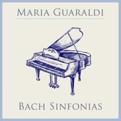Bach: 15 Sinfonias, BWV 787 - 801