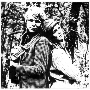 Chuck & Mary Perrin - Run Away With Me / Sundance