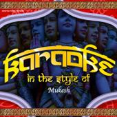 Chand Si Mehbooba Ho Meri (Karaoke Version)