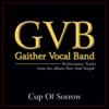 Cup of Sorrow (Performance Tracks) - Single, Gaither Vocal Band