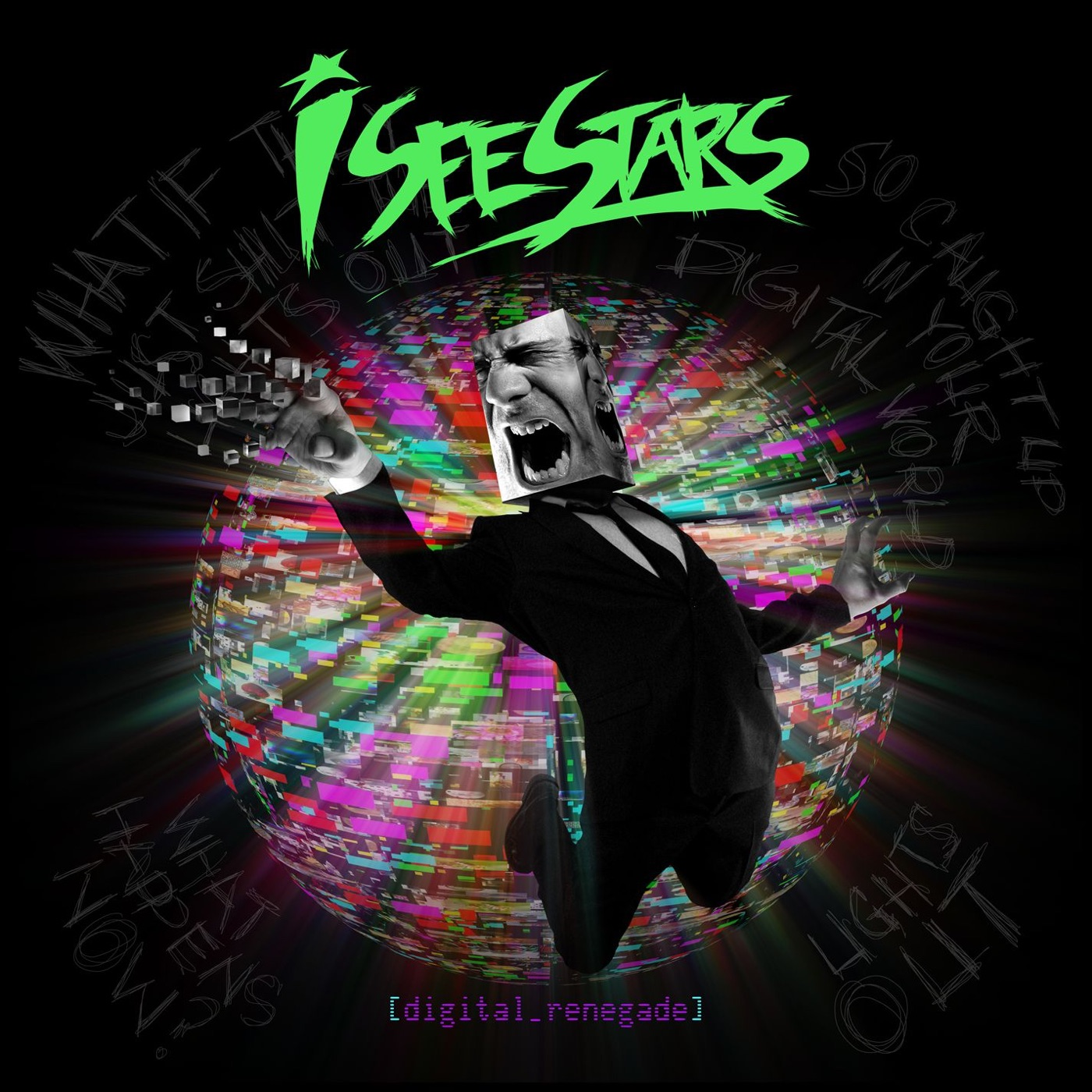 I See Stars - Digital Renegade (2012)