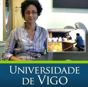 Presentación da nova vicexerente de Internacionalización, Regina Carreira