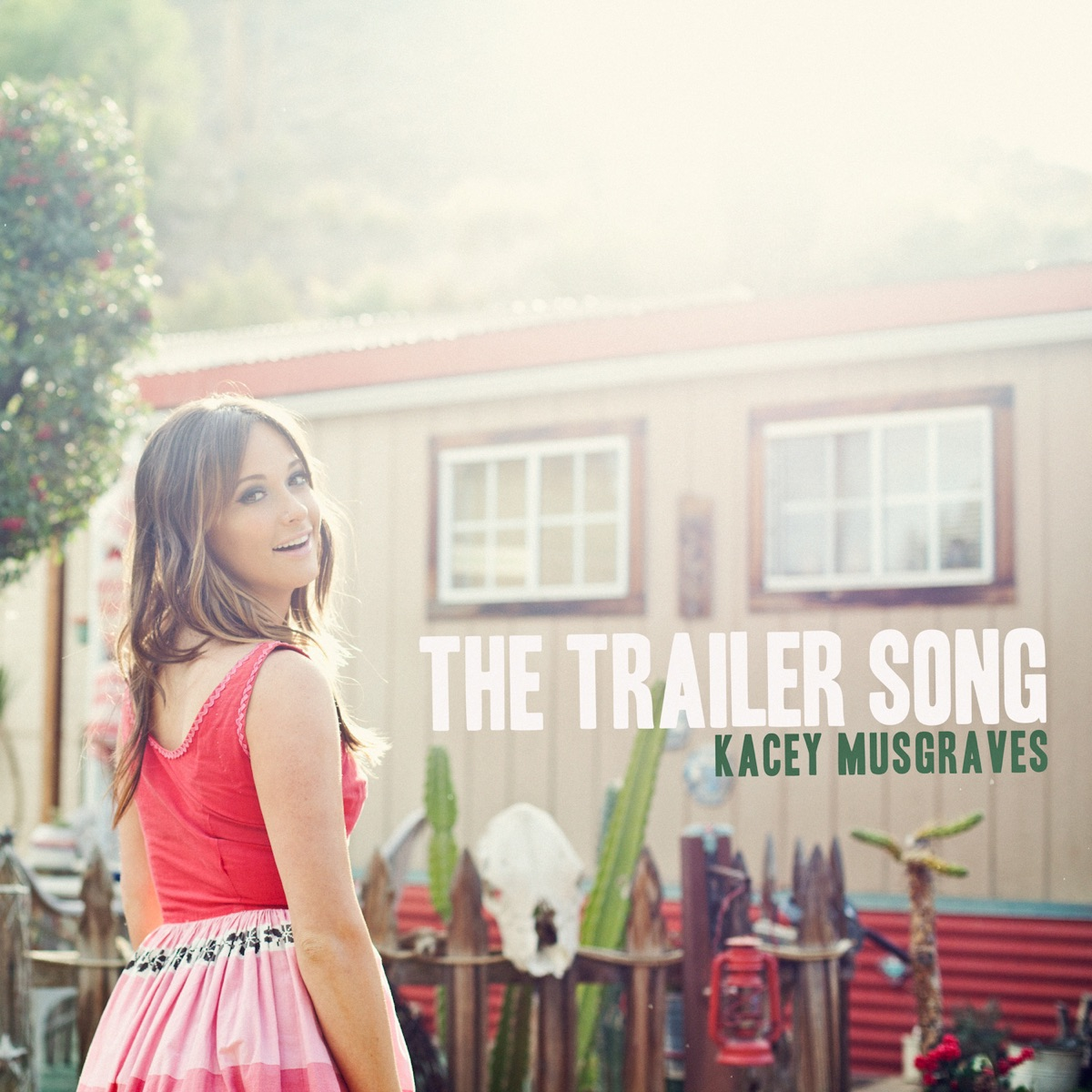 The Trailer Song - Single Album Cover by Kacey Musgraves