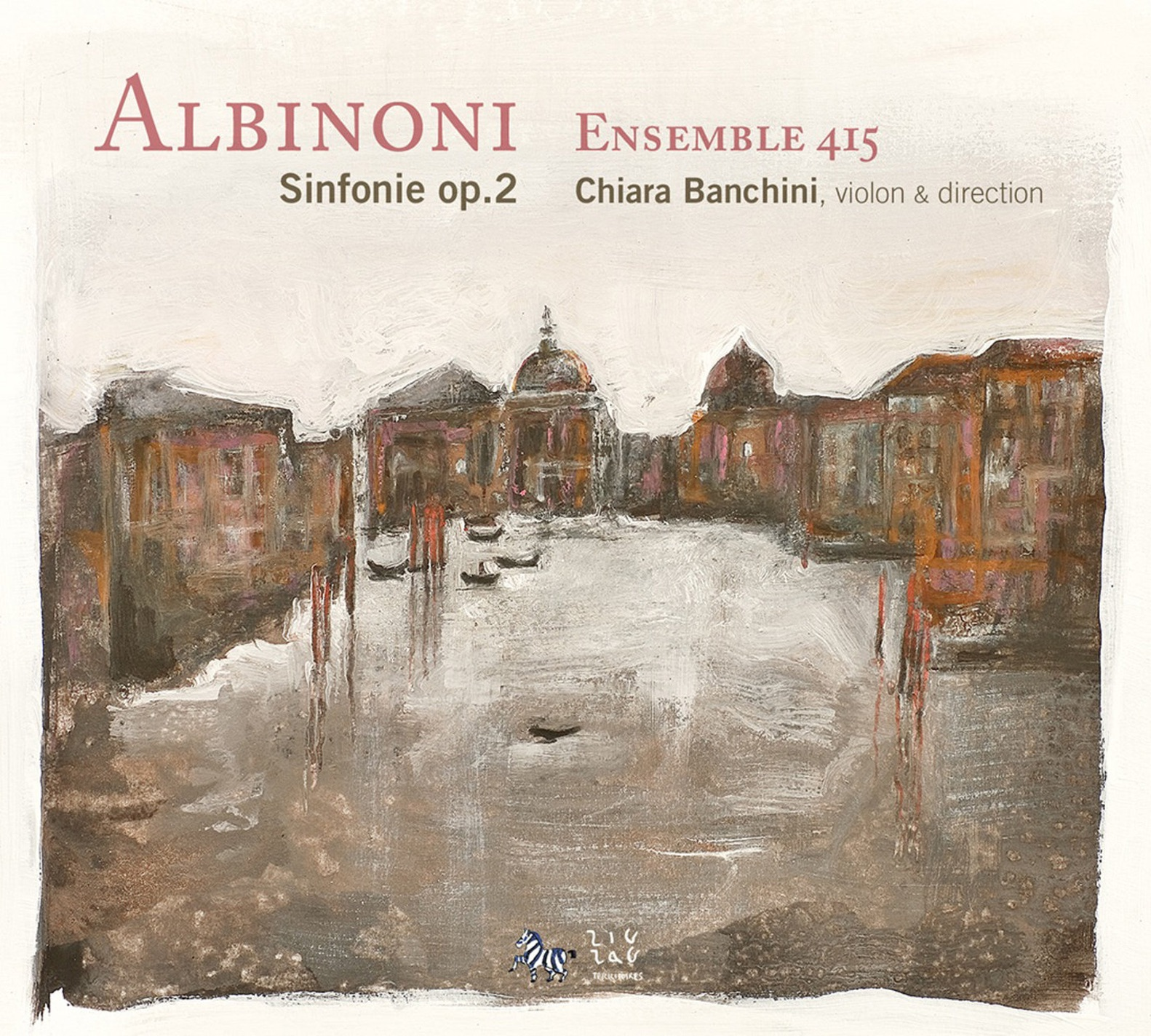Sonata a 5 No. 4 in C Minor, Op. 2, No. 7: III. Adagio