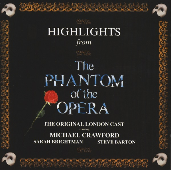Michael Crawford - The Phantom Of The Opera from The Phantom Of The Opera The Original London Cast