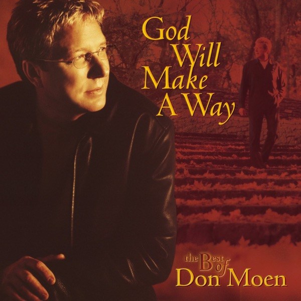 Cover art for God Will Make A Way