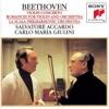 Beethoven: Concerto for Violin and Orchestra & Romances for Violin and Orchestra, Carlo Maria Giulini, La Scala Philharmonic Orchestra, Orchestra Filarmonica della Scala & Salvatore Accardo
