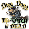 The Munchkins & The MGM Studio Orchestra - Ding Dong the Witch Is Dead artwork