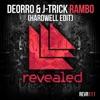 Rambo (Hardwell Edit) - Single, Deorro & J-Trick