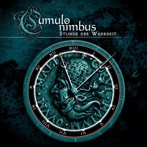 Cumulo Nimbus mit Wilder Reigen