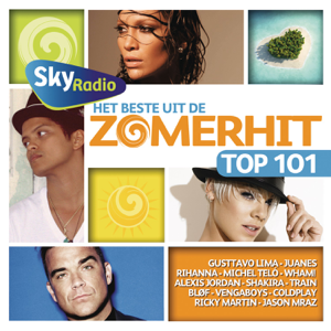 Verschillende artiesten - Zomerhit Top 101 (Sky Radio Zomer)