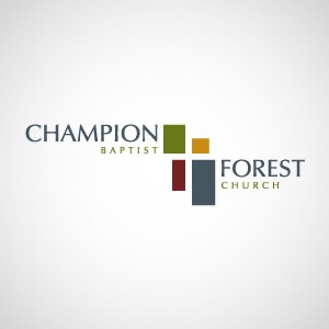 Champion Forest Baptist Church Wednesday Worship