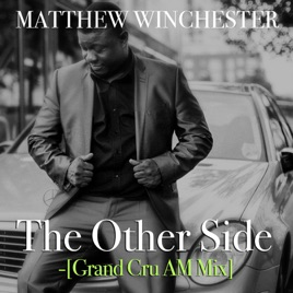Matthew Winchester Motown Singer