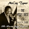 The Very Best of McCoy Tyner (The Piano Jazz Legend) ジャケット写真