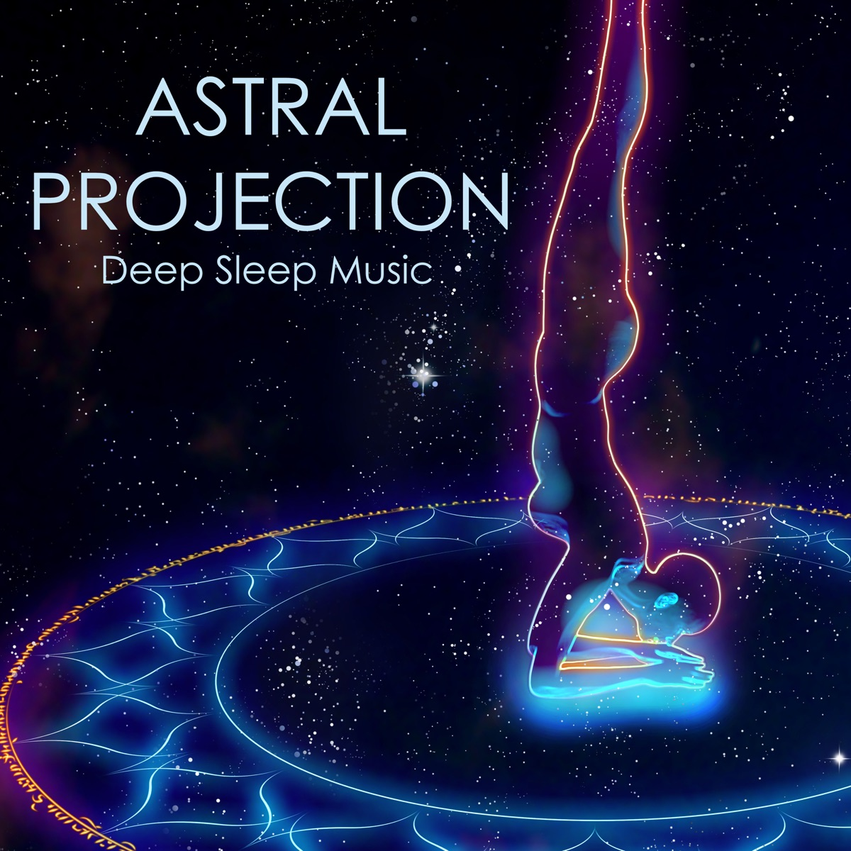 Astral Projection - Deep Sleep Music, 432Hz Delta Waves for Lucid