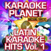 Volví a Nacer (Karaoke Version) [Originally Performed By Carlos Vives]