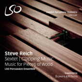 Reich: Sextet - Clapping Music - Music for Pieces of Wood