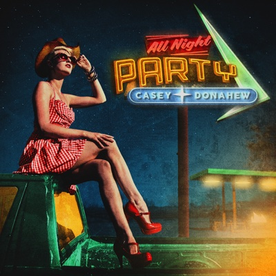 All Night Party - Casey Donahew album