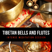 Tibetan Bells and Flutes: Intense Meditation Session, Gong Bath, Sounds of Wind Chimes and Bowls for Reiki, Mantras, Chakras - Buddhism Academy - Buddhism Academy