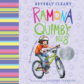 Ramona Quimby, Age 8 (Unabridged) audiobook
