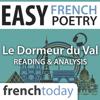 Arthur Rimbaud - Le Dormeur du Val: Easy French Poetry - Reading & Analysis artwork