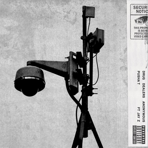 Pusha T - Drug Dealers Anonymous (feat. JAY Z)