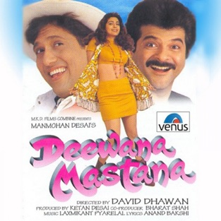 Deewana Mastana (Original Motion Picture Soundtrack) – Laxmikant – Pyarelal