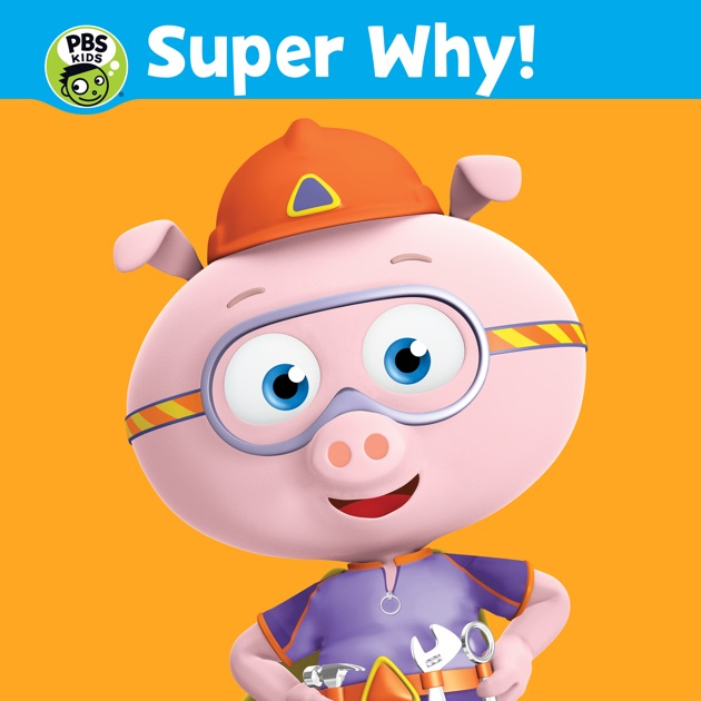 It's just an image of Magic Super Why Images