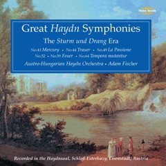 "Symphony No. 43 in E-Flat Major, Hob.I:43 ""Mercury"": IV. Finale. Allegro"
