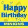 Happy Birthday, Happy Birthday (Minions Style) - Birthday Party Band