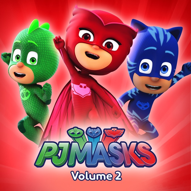 pj masks vol 2 on itunes