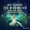 Keltische Fee Wiegenlied: Beruhigende Klänge und Entspannungsmusik, Anti Stress, Therapie Seelengarten, Harmonie, Ruhigen & Guten Schlaf - Shana
