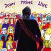 John Prine - John Prine (Live)  artwork