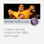 Wrestling Icons: Hulk Hogan Interview