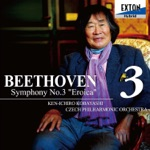 Ken-ichiro Kobayashi & Czech Philharmonic Orchestra - Symphony No. 3 in E-flat major, Op. 55 ''Eroica'': 3. Scherzo, Allegro vivace