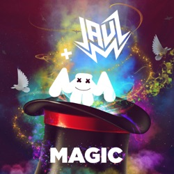 View album Jauz & Marshmello - Magic - Single