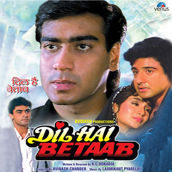 Dil Hai Betaab (Original Motion Picture Soundtrack) by Laxmikant-Pyarelal