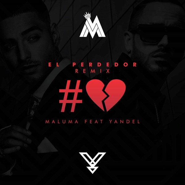 El Perdedor (The Remix) [feat. Yandel] - Single