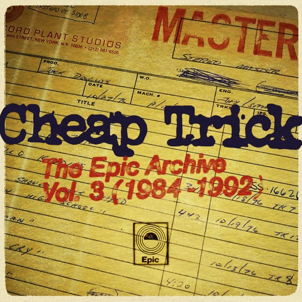 Cheap Trick - Magical Mystery Tour